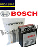BATTERY BOSCH YB9-B 12V 9AH Aprilia Sport City One 125 cc 8454 years: 2008