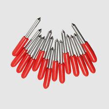 High Precision 15pcs 45° Cutting Blades Plotter Carbide for Roland Cutter