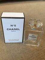 Chanel No.5 Perfume Bottle Eau De Parfume