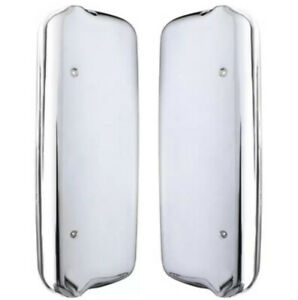 Mirror Cover For 2005-2018 Freightliner Century/Columbia LH+RH 42060 Pair