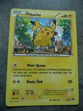 McDo 2019-20//40 Carte Pokemon Fr non HOLO Pikachu