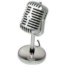 LogiLink HS0036 Retro Style Mikrofon D