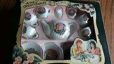 Anne Of Green Gables Childs 12 pc Tea Set