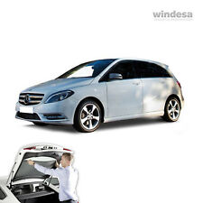 Mercedes Benz B Class W246 CAR SUN SHADE BLIND SCREEN tint tuning privacy kit