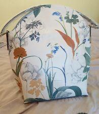 Fiorelli Handbag White Botanical Rosebury Hobo Floral Bnwt