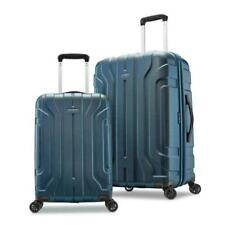 Samsonite Belmont DLX 2-piece Hardside Luggage Set - Blue