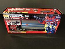Takara Tomy Encore 01 Optimus Prime - Factory Sealed