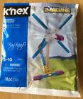 NEW Sealed K'NEX IMAGINE Windmill Building Set w/Instructions 16pcs Ages 5-10