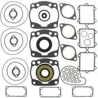 Complete Gasket Kit with Oil Seals For Arctic Cat ZRT 600 1995 - 2002 600cc