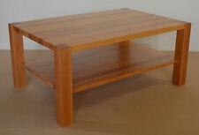 Couchtisch, Beistelltisch, Wohnzimmertisch,Tisch Erle Massivholz fertig montiert