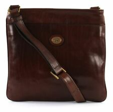 THE BRIDGE Story Uomo Messenger S Umhängetasche Tasche Marron​e Braun Neu