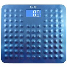 271B Accurate Digital Body Weight Bathroom Scale Non Slip Design 400lb 180kg