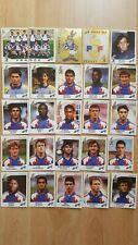 Panini EM 1992 Euro 92 Frankreich komplett