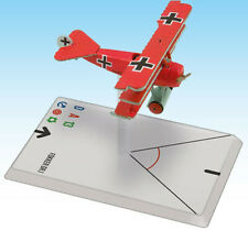 Ww1 Wings Of Glory Airplane Pack Fokker Dr.I - Von Richthofen