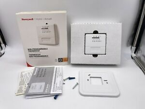 Honeywell CT30A1005 Heat only Non-Programmable Thermostat Almond 120V