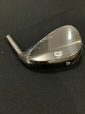 Scratch Golf FIT Wedges - HEAD ONLY - Gunmetal - 47* DD