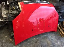 Ford Fusion bonnet in Red