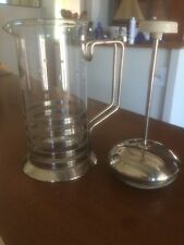 Barenthal L'Art Et La Table 12oz French Coffee Press Made in France EX USED CDN