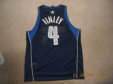 Dallas Mavericks NBA Basketball Jersey #4  Michael Finley Nike XXL Clutch Player