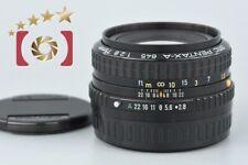 Excellent!! PENTAX SMC A 645 75mm f/2.8