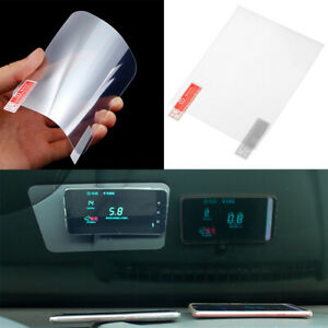 Head Up Display Protector Screen Overspeed Display Car HUD Reflective Film