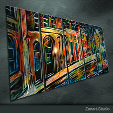 Abstract Metal Aluminum Art Original Handmade Indoor Outdoor Decor by Zenart