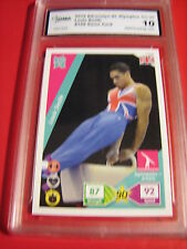 LOUIS SMITH ENGLAND GYMNASTICS  2012 ADRENALYN XL OLYMPICS # 159 GRADED 10