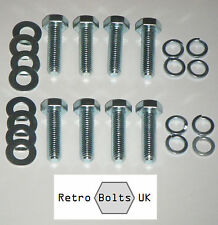Ford Cosworth YB Engine Mounts Bolt Set - MK1, MK2, Escort, Sierra, RS