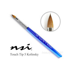 nsi Touch Tip UV Gel Brush Kolinsky size 5