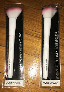 Set Of 2 WET N WILD CONTOUR BRUSH #C790 - NEW IN PACKAGE
