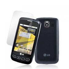 For LG Optimus S LS670 Optimus U Otimus V Clear LCD Screen Protector Guard