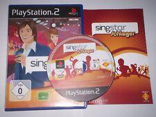 SingStar: Schlager (Sony PlayStation PS2 und PS3  der Schlagerkult!!