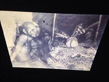 Bushongo Zaire-Royal Body Mabiintsh -African Tribal Art Vintage 35mm Slide