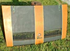 Fiat 850 Spider Engine compartment lid, hood, or cover. Nice       f6