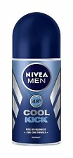 Nivea Deo Roll On, Cool Kick  50ml For Men  Free Shipping