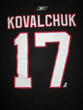 Reebok LLYA KOVALCHUK No. 17 NEW JERSEY DEVILS (LG) T-Shirt Jersey