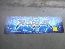 soul caliber 2 arcade marquee #3