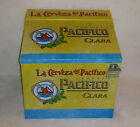 Pacifico Clara Cerveza Beer Metal Cooler Ice Chest - Hard to Find