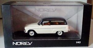 NOREV - SIMCA ARONDE P60 RANCH - 1/43