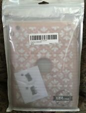 Apple iPad 2 3 4 Protective Hard Case Soft Cover Pink 2nd 3rd 4th generation