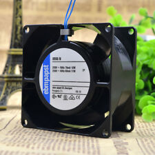 ebmpapst TYP 8556N AC230V 8cm 8038 all-metal high temperature fan