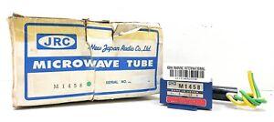 JRC M1458 Magnetron Marine Radar Microwave Tube B0384A