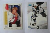 1996-97 Upper Deck #370 Thornton Joe  RC Rookie  canada