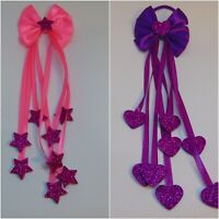 Big Bows Boutique Hair Clip or bobbles for hair for girls kids