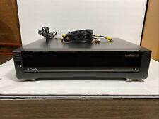 🔥 Sony Sl-Hf2000 Super Beta Betamax HiFi Stereo Player Recorder Rare Tested! 🔥
