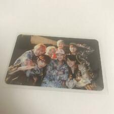 BTS memories of 2016 FIRE photocard official Bangtan Boys trading card