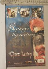 Chaos Legion RARE Print Advertisement