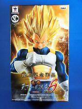 Dragon Ball Z DBZ S.SAIYAN VEGETA SCultures Big Figure Colosseum 6 Banpresto NEW