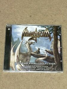 MAGNUM-  The Essential Collection CD