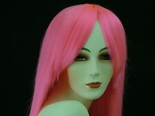 "Super Extra  Long Wig  PREMIUM GODIVA  Straight  Hot Pink  60""  F768"
